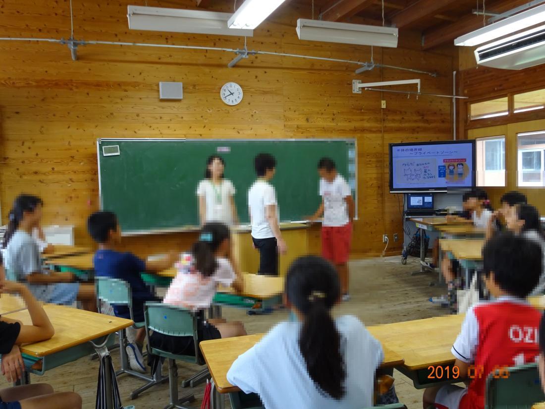 小学校 東風